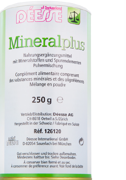 Mineral plus, 250 g